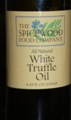All Natural White Truffle Oil 8.5 ounce
