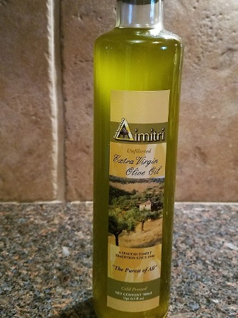 Greek Olive Oil 500 ml.