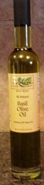 All Natural Basil Oil