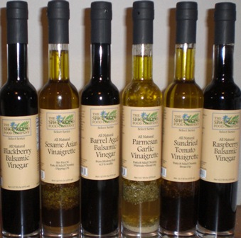 Balsamic Vinegar / Infused Oils