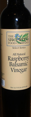 Raspberry Balsamic Vinegar 12.7 oz.